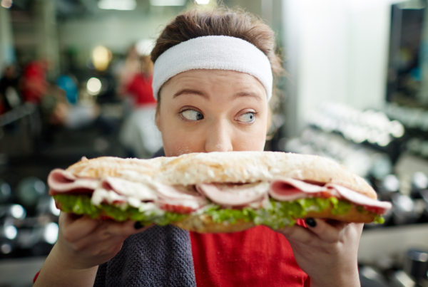 how to stop obsessing over food