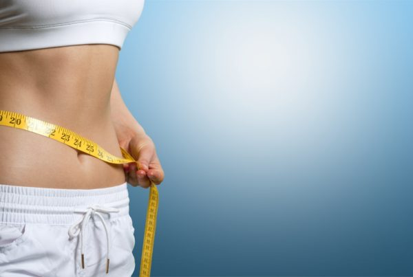 eating less to lose weight