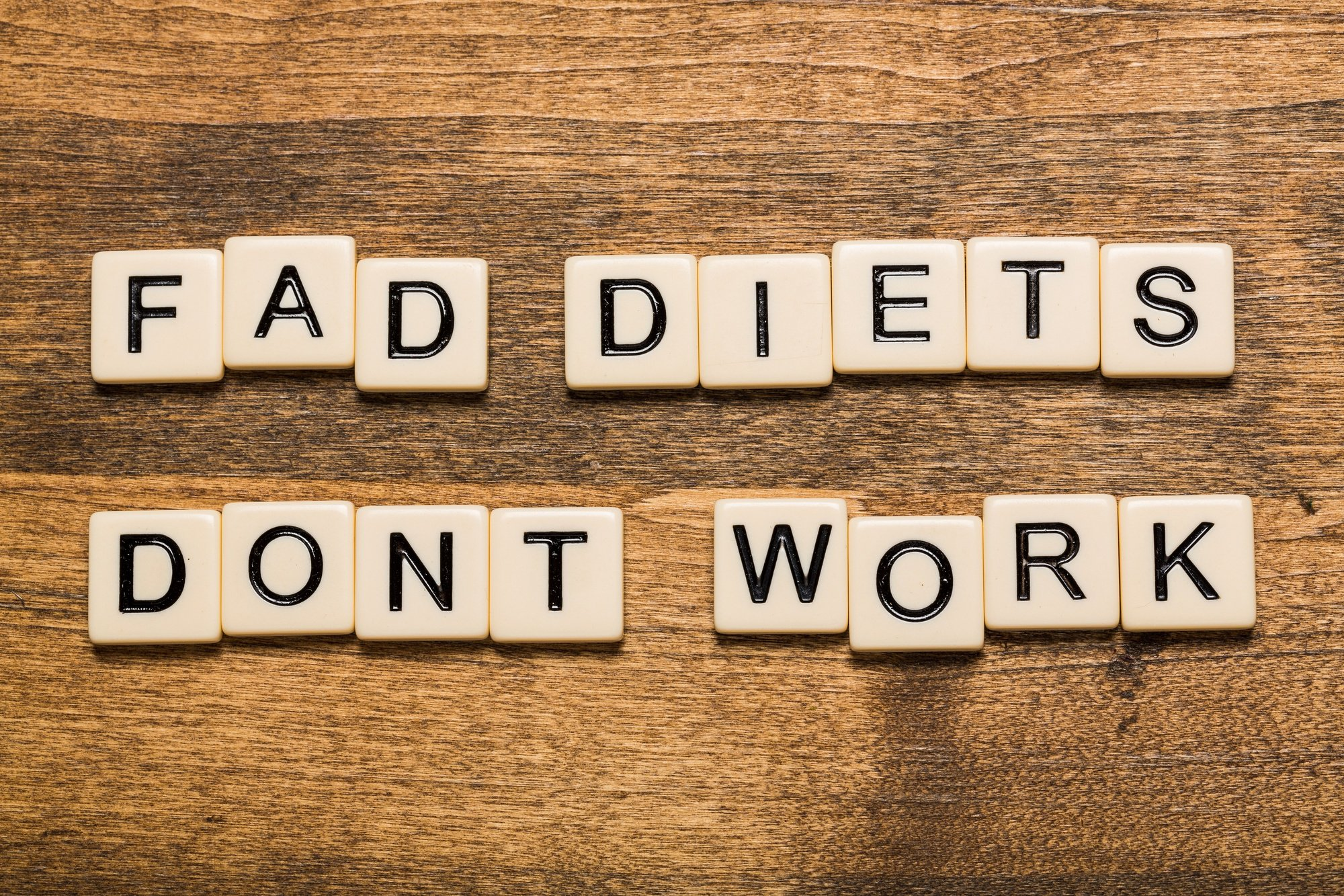 Dastardly Diets 5 Popular Fad Diets That Don T Actually Work