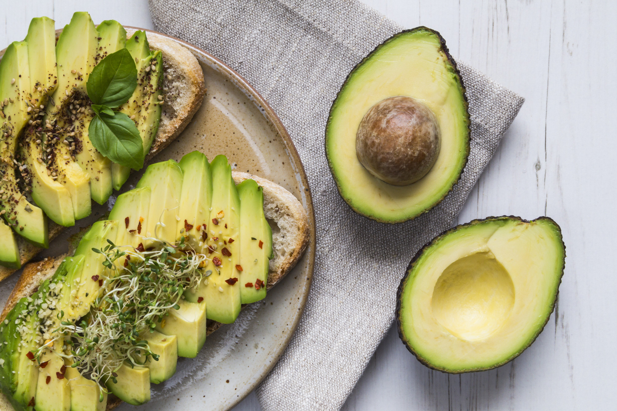 top 10 healthiest foods