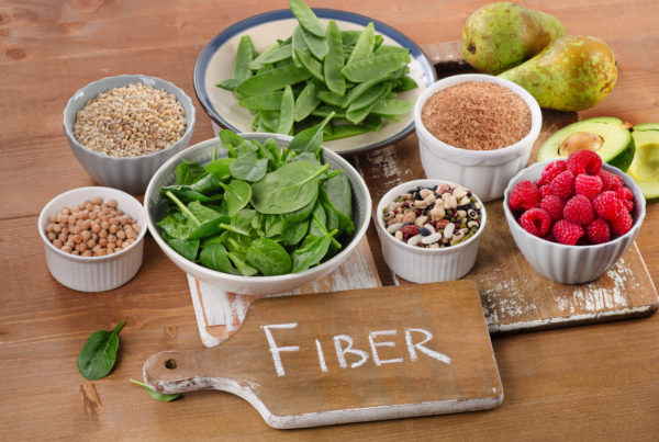 increasing fiber intake