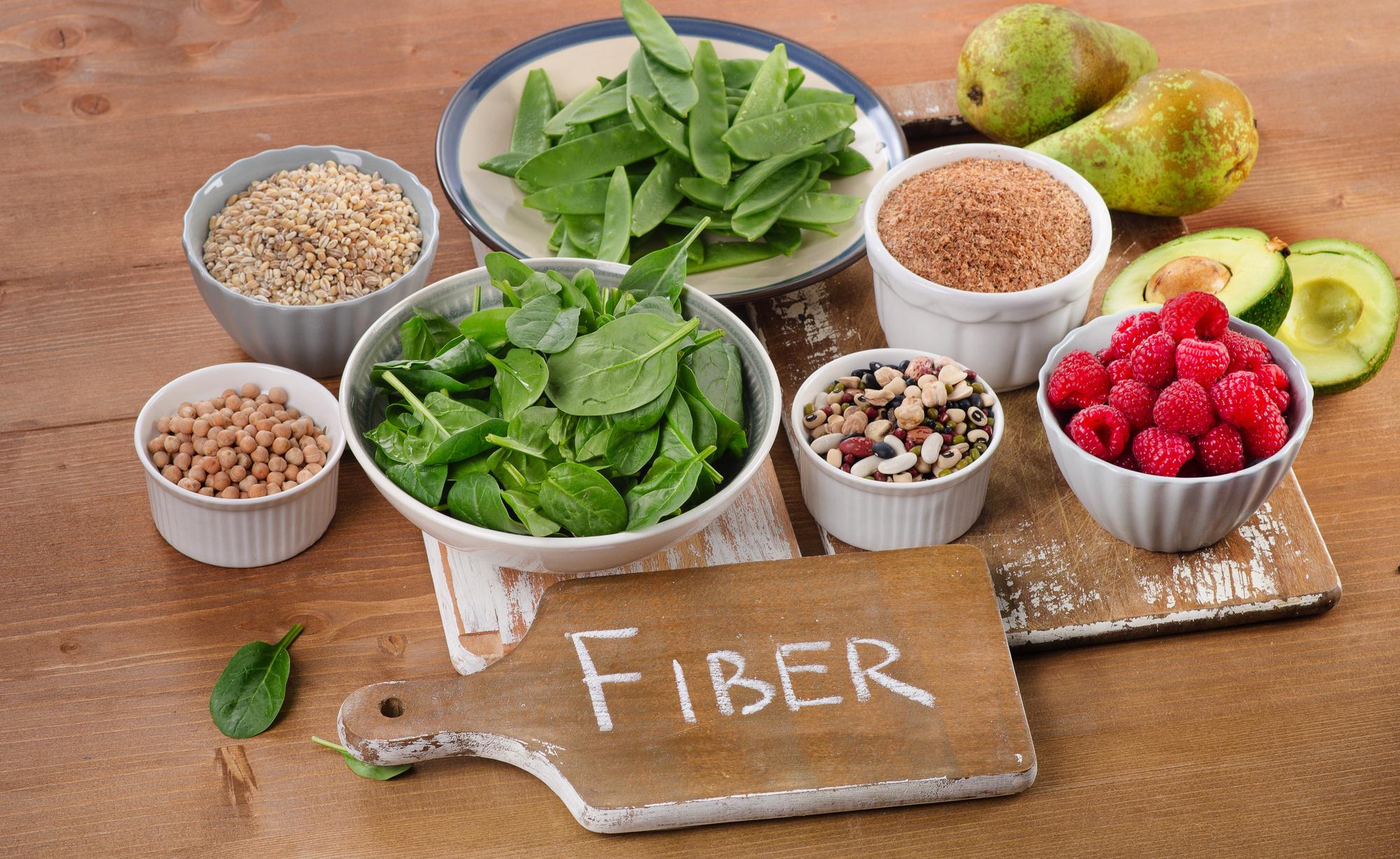 increasing fiber intake